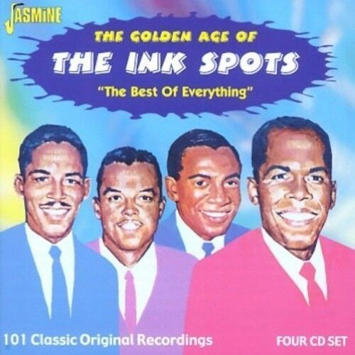 The Ink Spots - Golden Age of the Ink Spots [New CD] UK - Import