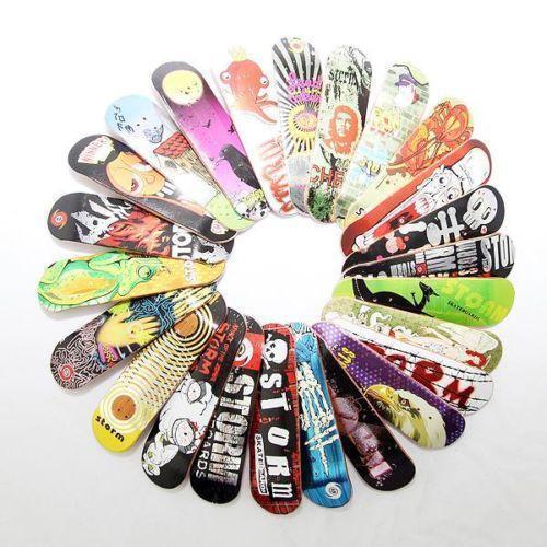 Mini skateboard tech deck ebay - Tech deck finger skateboards ...