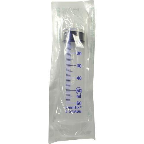 Omnifix Luer Lock latexfrei Spritzen, 50 ml