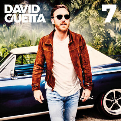 David Guetta - 7 (Limited Deluxe Edition) New & Sealed 2CDs