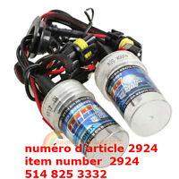 2X 55W H3 4300K Xenon HID Head Light Bulb Xenon Replacement Lamp