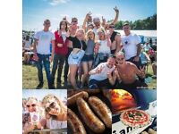Tickets to Peterborough Sausage & Cider Music Festival 2018