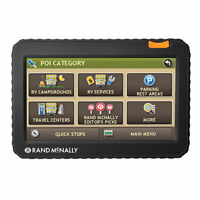 *Rand McNally* RVND-7715LM 7in LCD GPS
