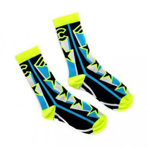 "Cinelli ""STAR"" Cycling Socks - say no to boring bicycle socks!"