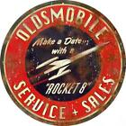 Vintage Oldsmobile Sign