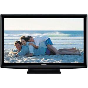 50 inch Panasonic plasma HDTV