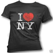 I Love NY Top