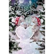 I Love You Christmas Card
