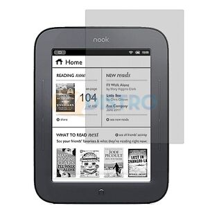 Clear LCD Screen Protector Cover Film for Barnes & Noble Nook Simple Touch