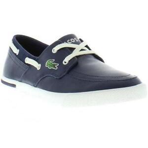 62b1eeb0b8ed Lacoste Deck Shoes