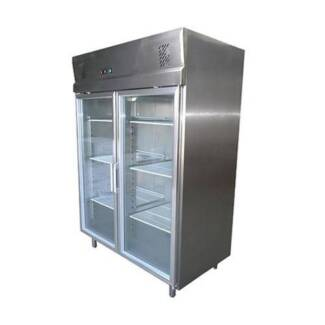 NEW GLASS 2 DOOR 1175L FRIDGE UPRIGHT REFRIGERATOR KITCHEN Dandenong South Greater Dandenong Preview