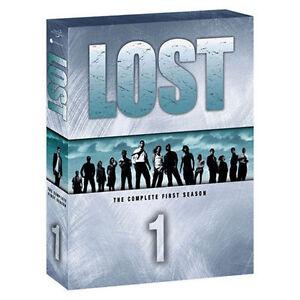 LOST season 1 DVD set