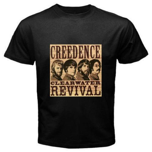 Creedence Clearwater Revival Shirt Ebay