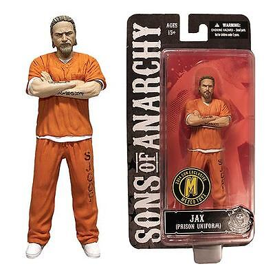 Sons Of Anarchy Outfits (Sons of Anarchy Jax Orange Prison Outfit 2014 Convention exclusive - New in)
