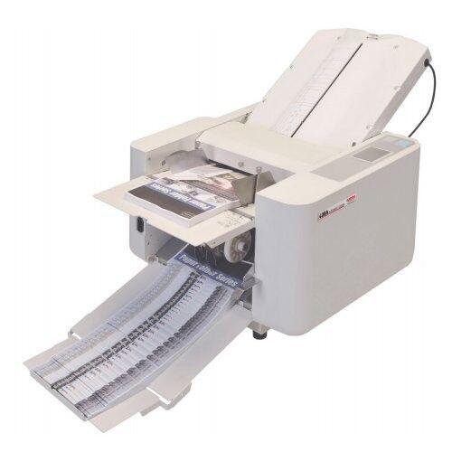 MBM 408A Automatic Tabletop Paper Folding Machine # 0604