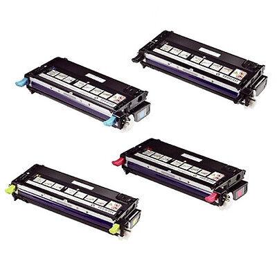 Re-Manufactured Toner Cart. for Xerox Phaser 6180 High Yield CMYK Magenta Return Toner Cart