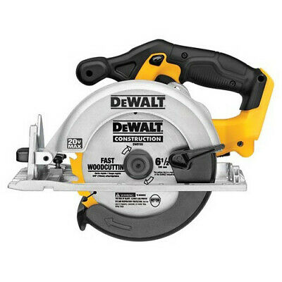 DEWALT 20V MAX Li-Ion 6-1/2 in. Circular Saw DCS391B Recon (BT)