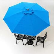Blue Patio Umbrella
