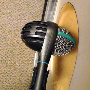 Awesome bass drum mic - Perfect condition