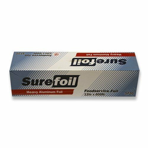 Surefoil Heavy Foil Roll, 500
