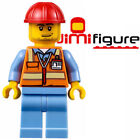 Airport City LEGO Minifigures