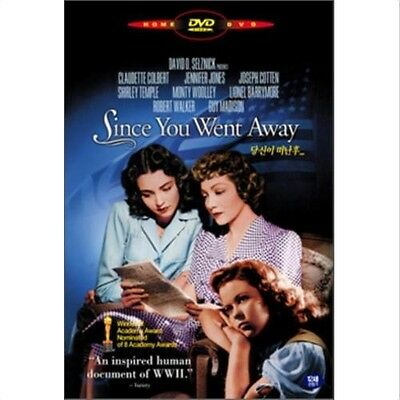 Since You Went Away DVD (New & Sealed) - Jennifer Jones