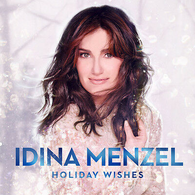 Idina Menzel   Holiday Wishes  New Cd