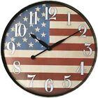 Westclox Flags Decorative Clocks
