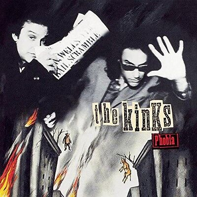 The Kinks   Phobia  New Cd  Uk   Import