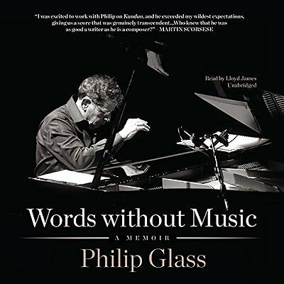Words without Music: A Memoir Audio CD – Audiobook, CD by Philip Glass (Author), used for sale  Shipping to India