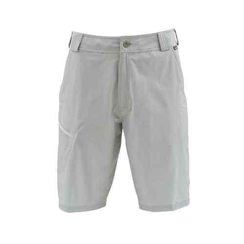 Simms Closeout Big Timber Shorts Ash, Select Sizes
