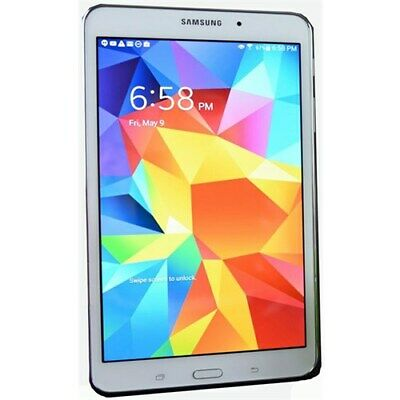 Samsung Galaxy Tab 4 4G LTE Tablet; White 8-Inch 16GB (T-Mobile)