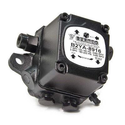 Suntec B2ya 8916 2 Stage 21188u Beckett Pump 7 Gph Wayne Combustion 13841
