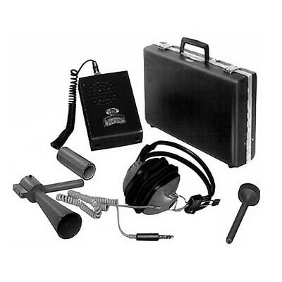 Megger 569001-kit 569001 Ultrasonic Leak And Corona Detector