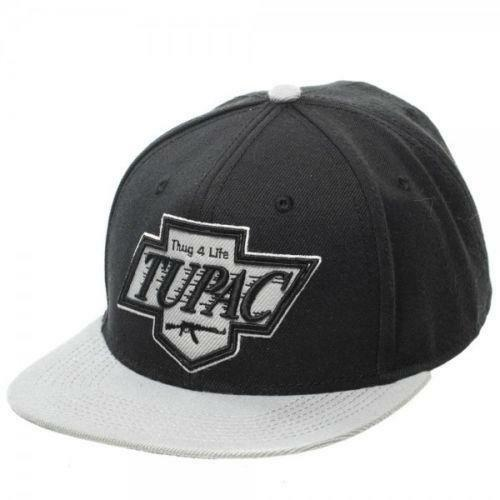 Eazy E Sox Hat: 2Pac Hat
