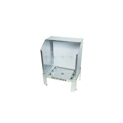Quick Clean QCX-2024 Econo Washout Booth - screen printing silk screening tank
