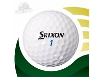 SRIXON GOLF BALLS AND LAKE BALLS FOR SALE
