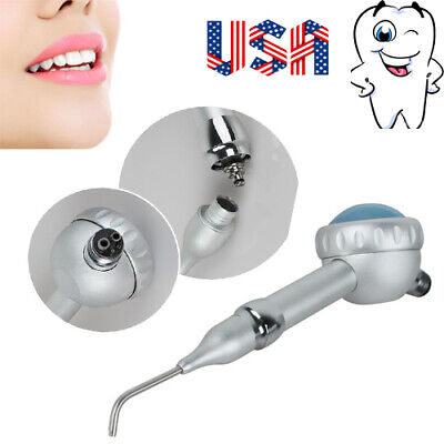 Dental Air Flow Teeth Rotation Polisher Handpiece Hygiene Prophy Lab Tool 4h Us