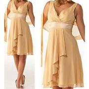 Tea Length Bridesmaid Dress