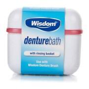 Denture Bath