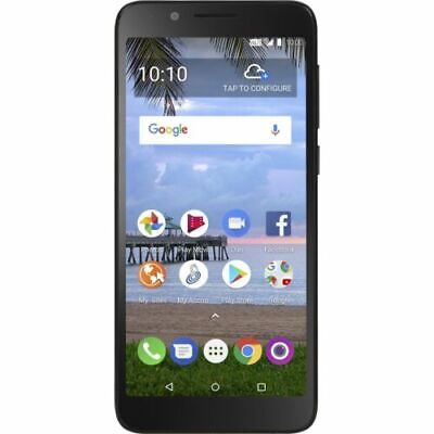 Simple Mobile TCL LX 4G LTE Prepaid Cell Phone