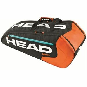 HEAD RADICAL  9 PACK RACQUET TENNIS BAG  , NEW