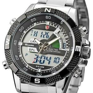 mens sports watch digital digital chronograph mens sports watch