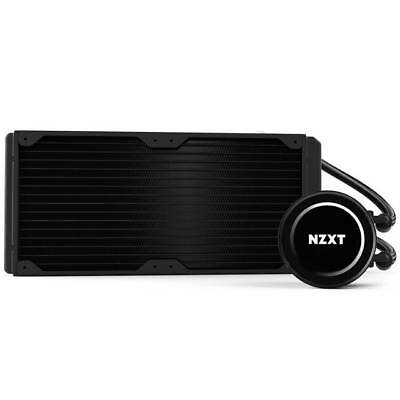 NZXT  RL-KRX62-02 Kraken X62 280mm All-In-One Liquid Cooling