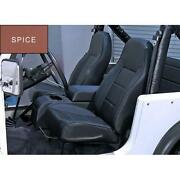 Jeep Wrangler Seats