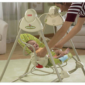 Baby swing Fisher Price / Balencoire Bebe Fisher Price