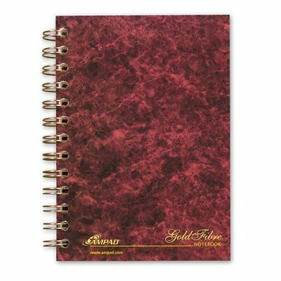 Ampad Gold Fibre Designer Personal Notebook - 100 Sheet - Legalnarrow Ruled -