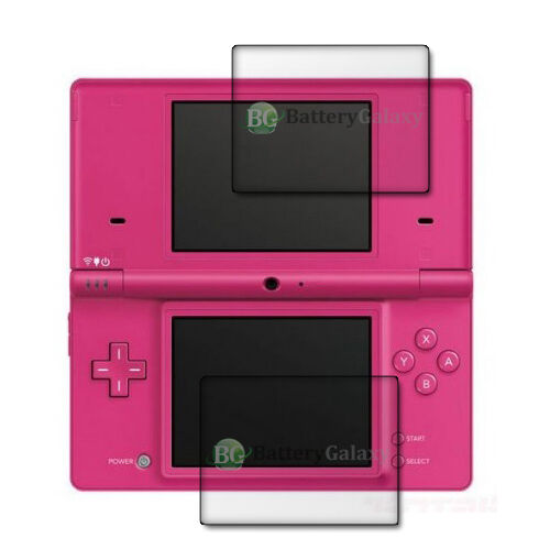 1 3 6 10 Lot LCD Ultra Clear HD Screen Guard Protector for Nintendo Dsi NEW HOT!