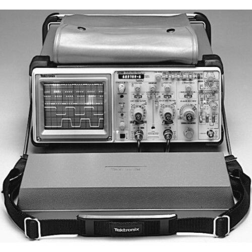 Tektronix HCTEK4321 Hard Transit Case
