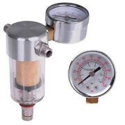 Air Compressor Water Trap